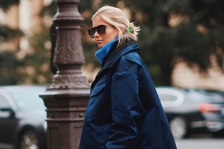 Malhas de inverno cheias de estilo