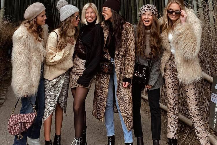 436835b34d A moda outono inverno 2019 é de uma grande criatividade e ousadia e  chega-nos com muitas tendências de outras épocas bem refrescadas,  celebrando a ...