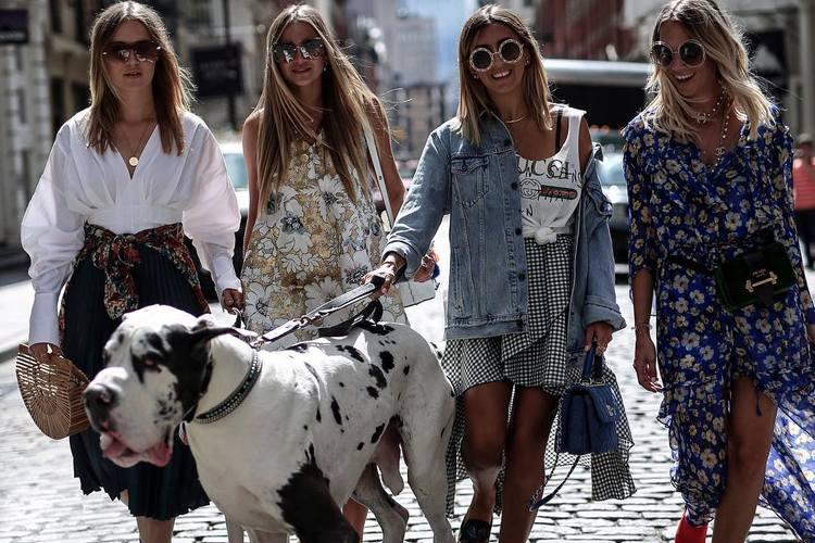 Tendências de moda primavera verão 2019 – ousadia e otimismo