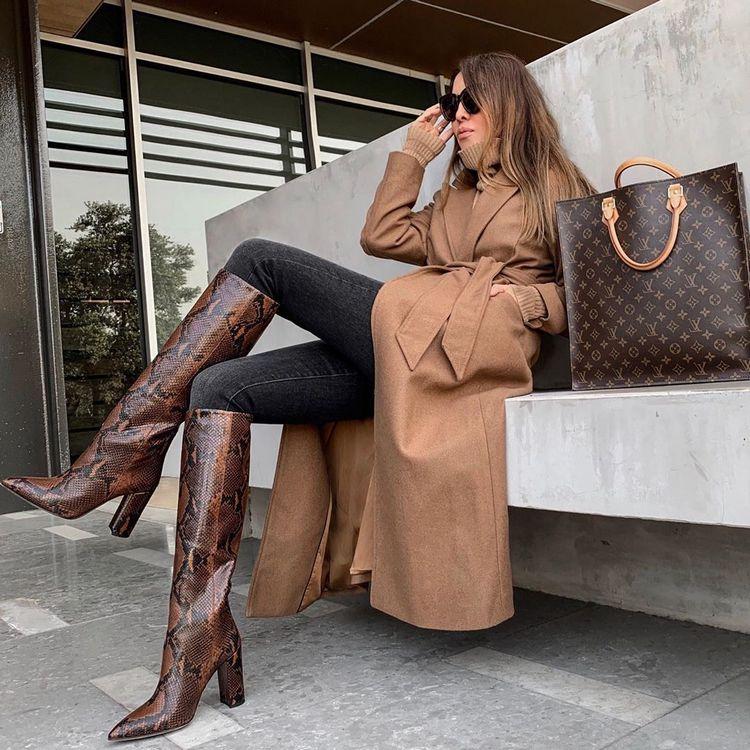 O que vestir nestes dias frios de inverno