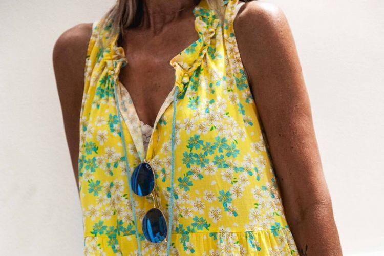Amarelo – Tendência primavera verão 2020