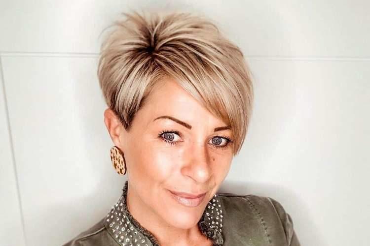 Corte de cabelo pixie –  modernidade e charme